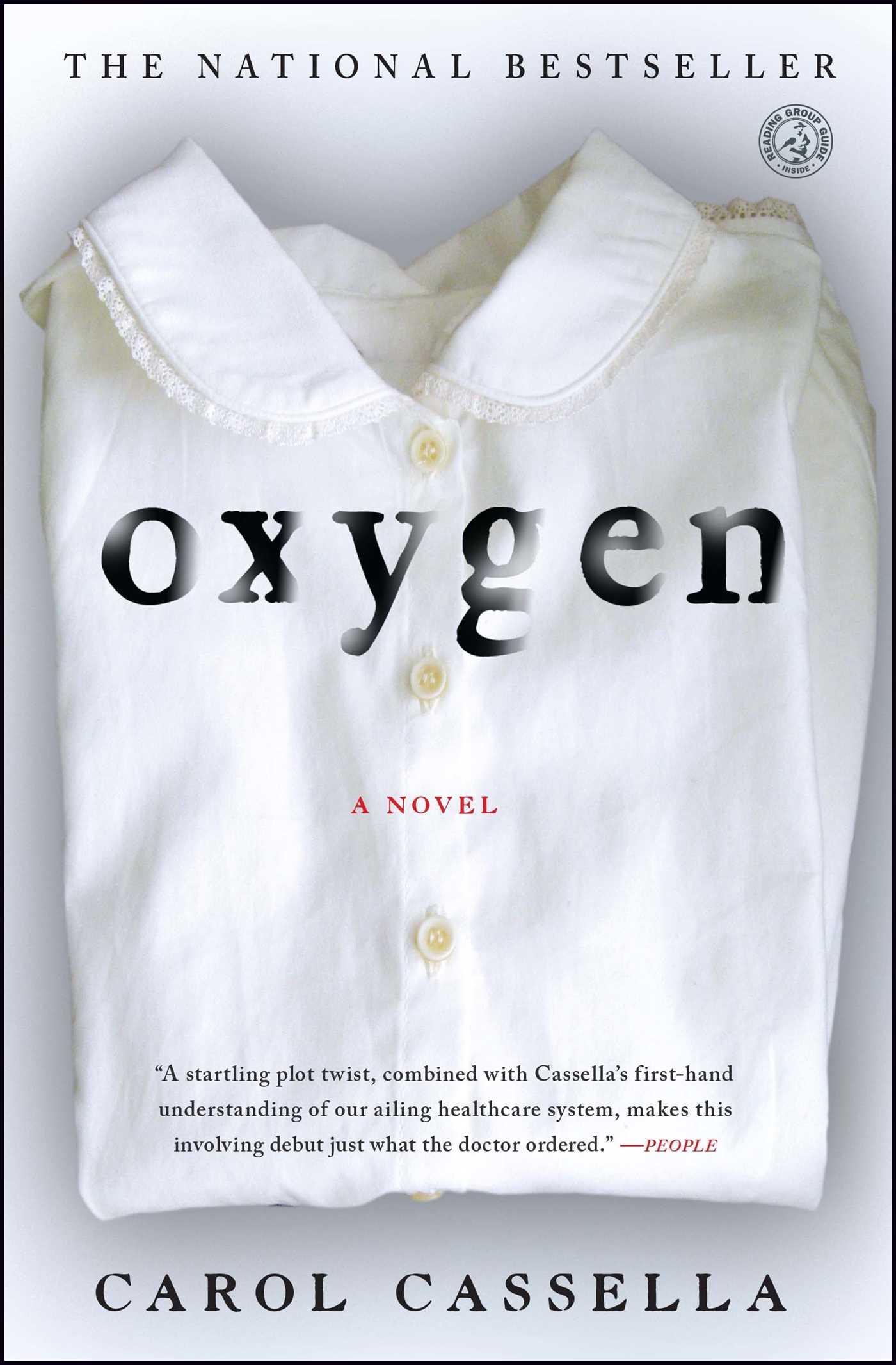 Oxygen 9781416564874 hr