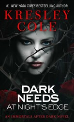 Dark Needs at Night's Edge book cover