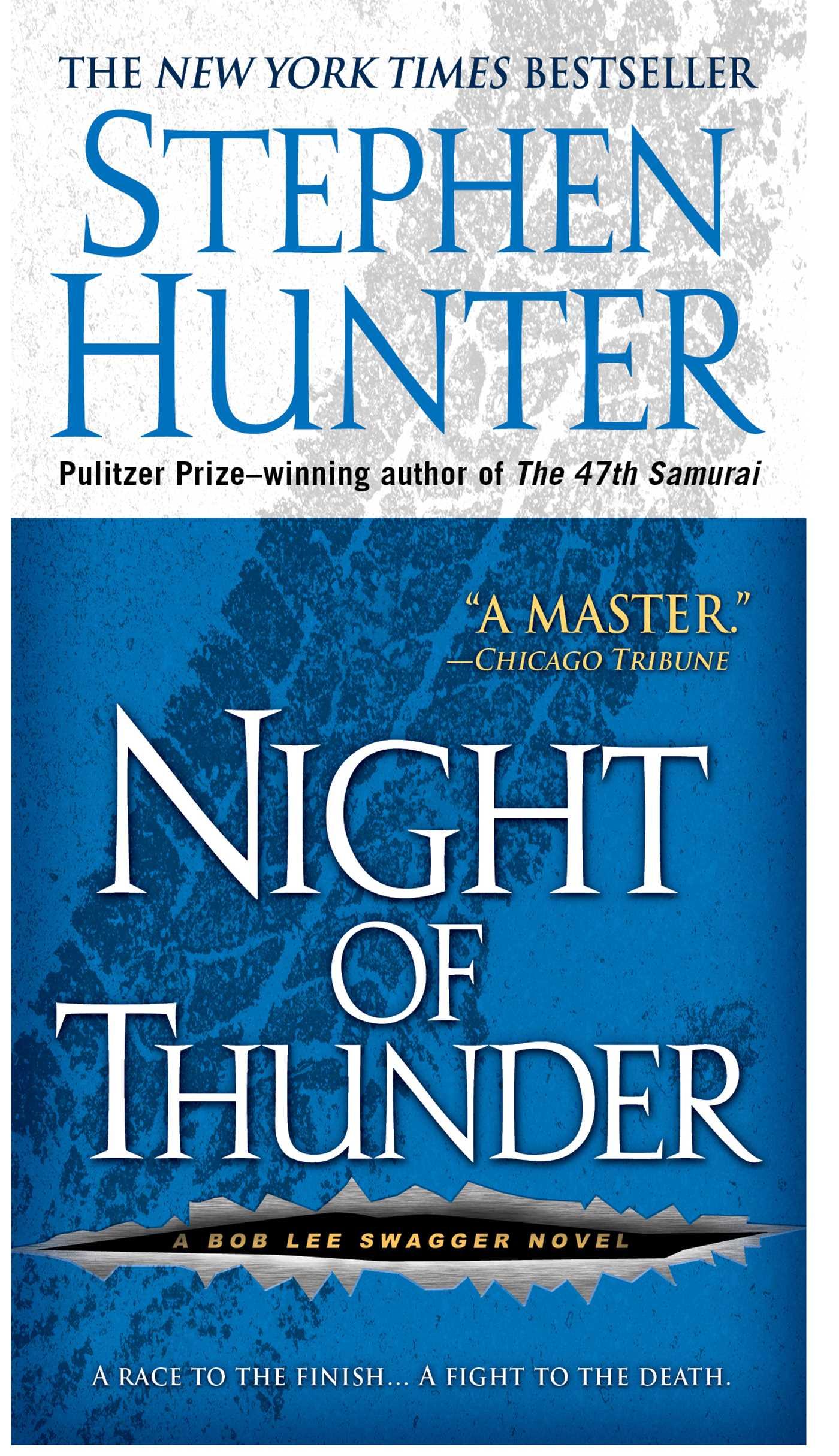 Book Cover Image (jpg): Night of Thunder
