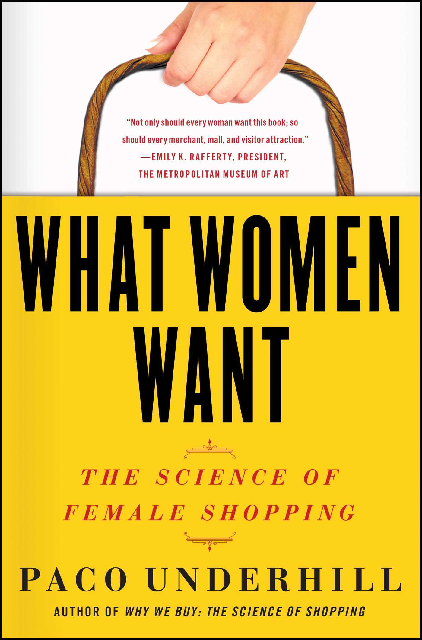 What do women want, or new women tribes: what do you think 66