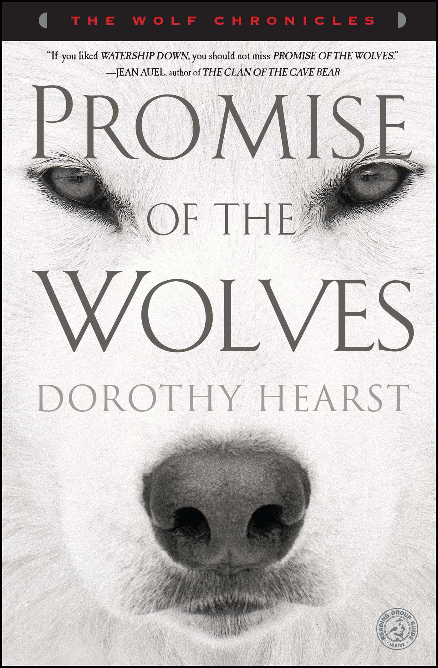 Promise of the wolves 9781416569992 hr
