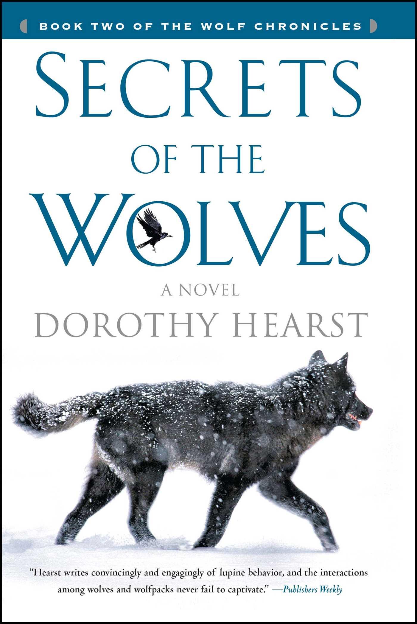 Secrets of the wolves 9781416570011 hr