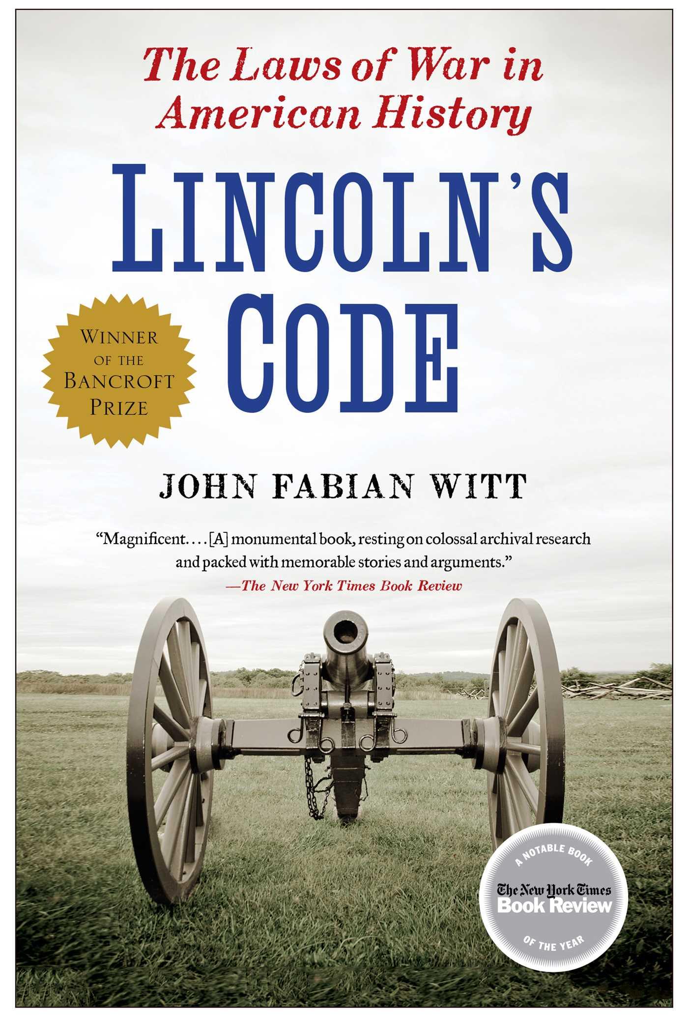 Lincolns code 9781416570127 hr