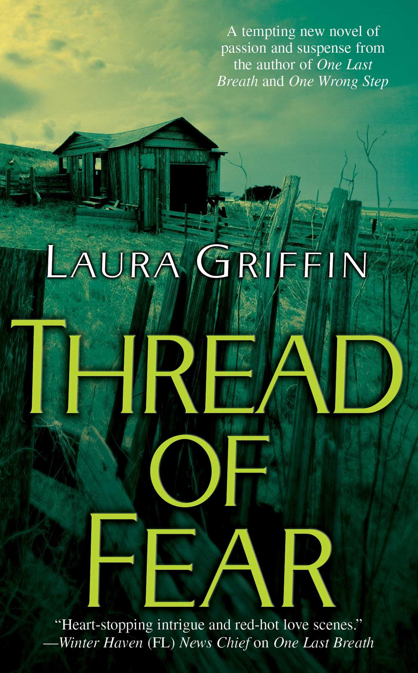 Thread of fear 9781416570639 hr