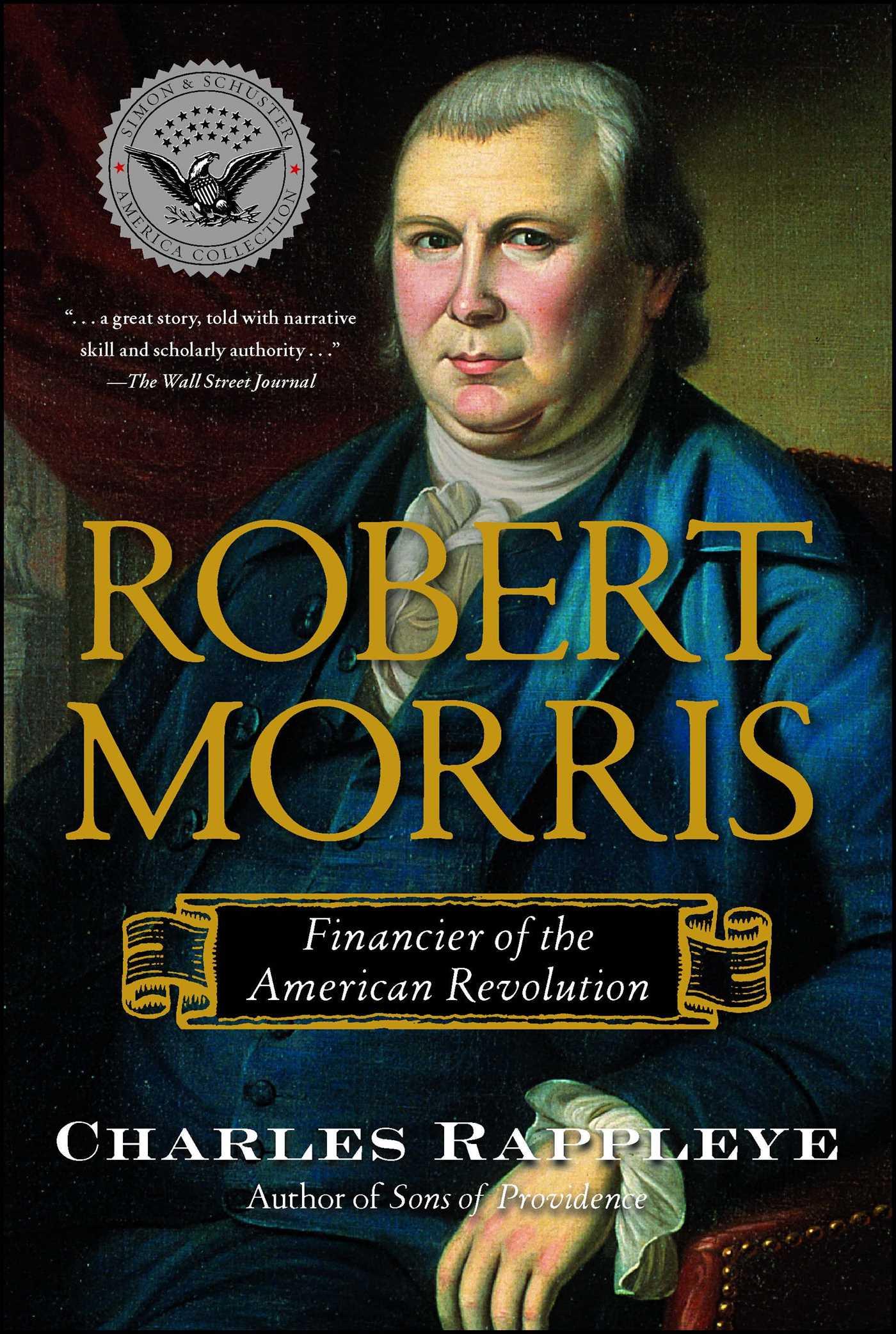 Robert morris 9781416570929 hr
