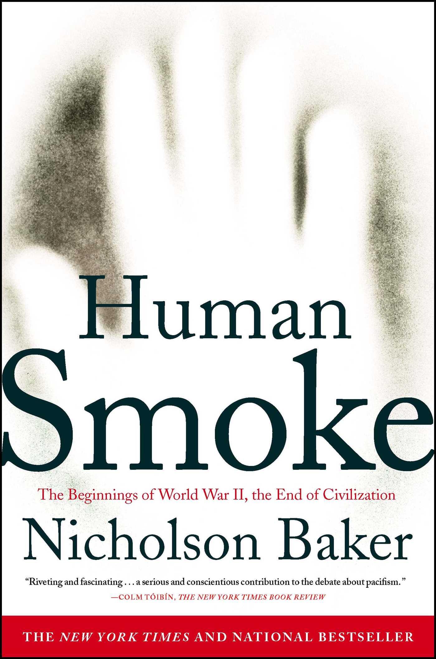 Human smoke 9781416572466 hr