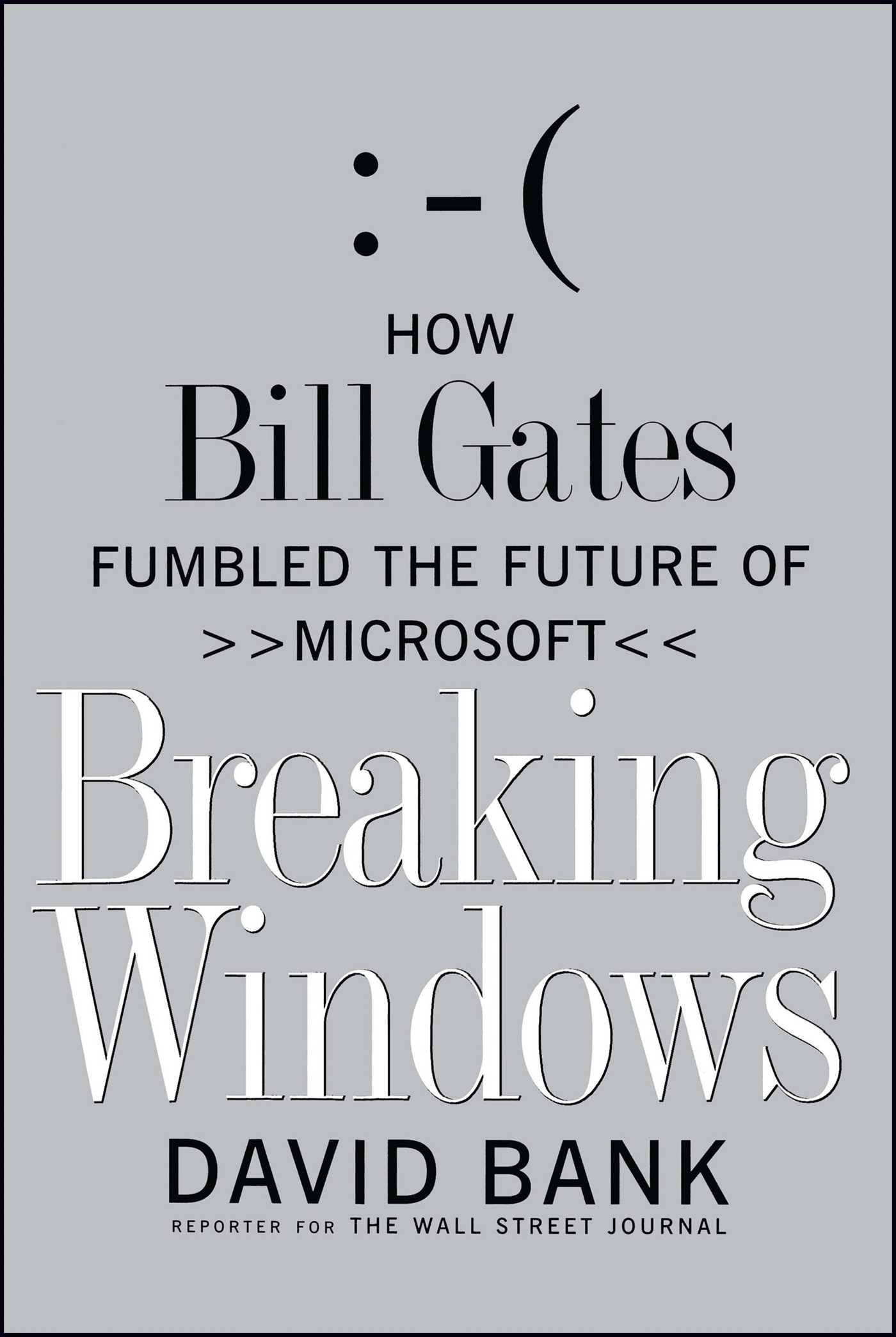 Breaking windows 9781416573258 hr