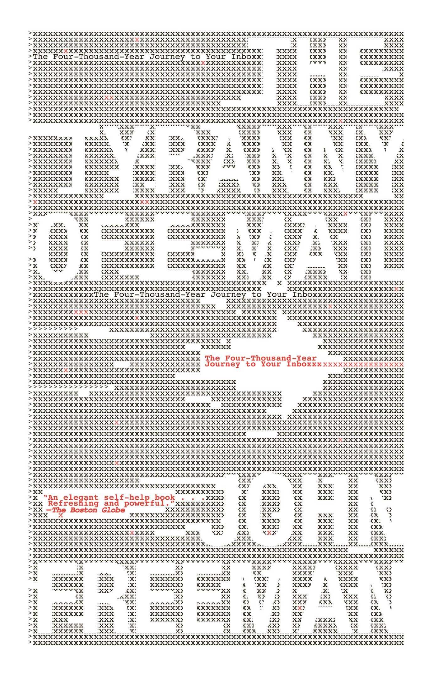 The tyranny of e mail 9781416576747 hr