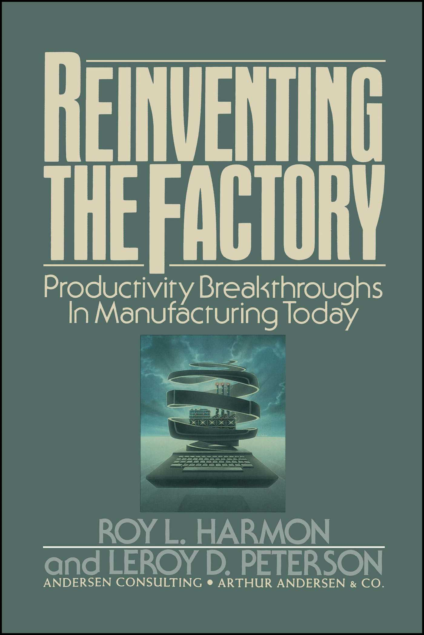 Reinventing the factory 9781416577720 hr