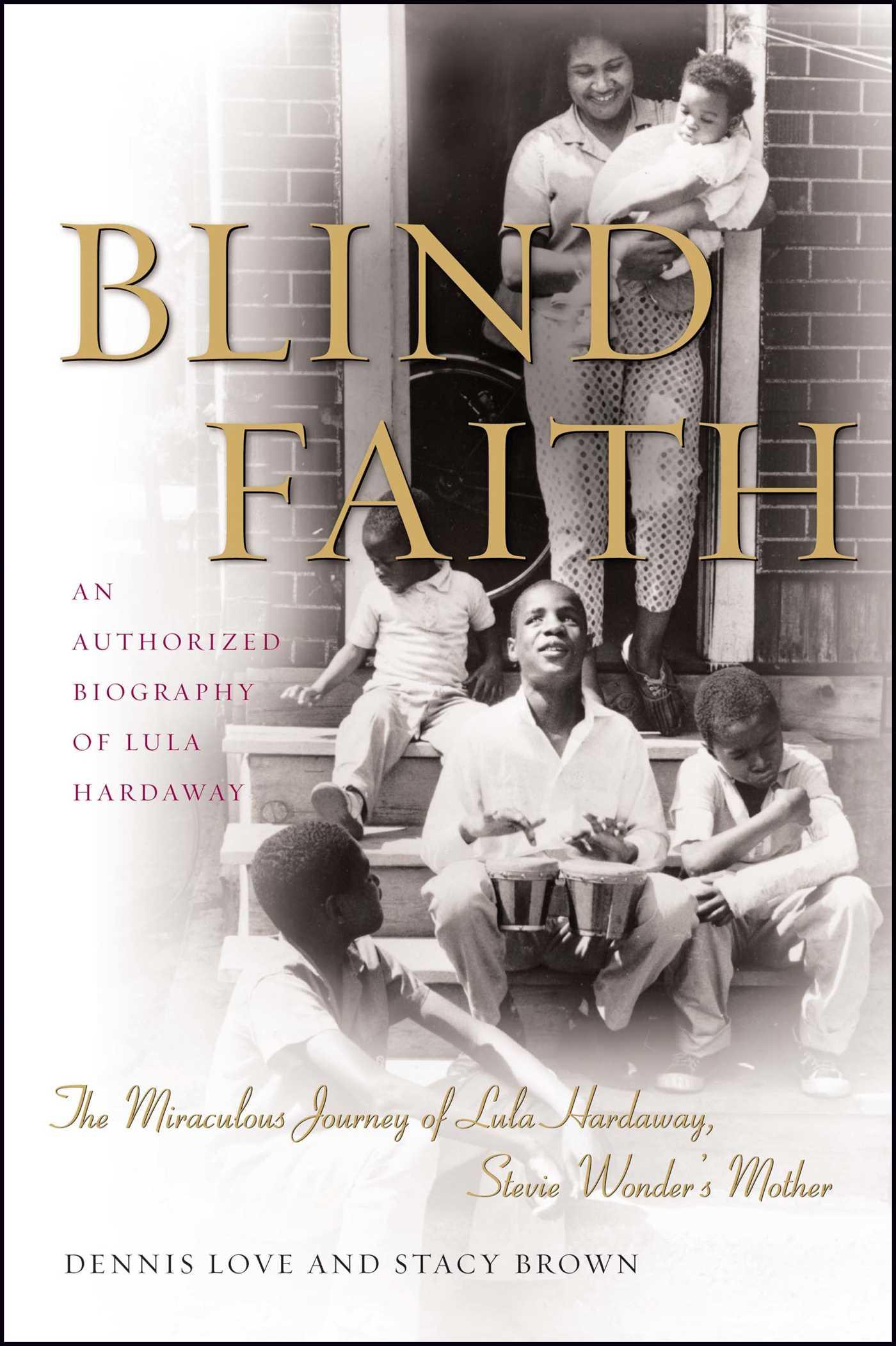 Blind faith 9781416577850 hr