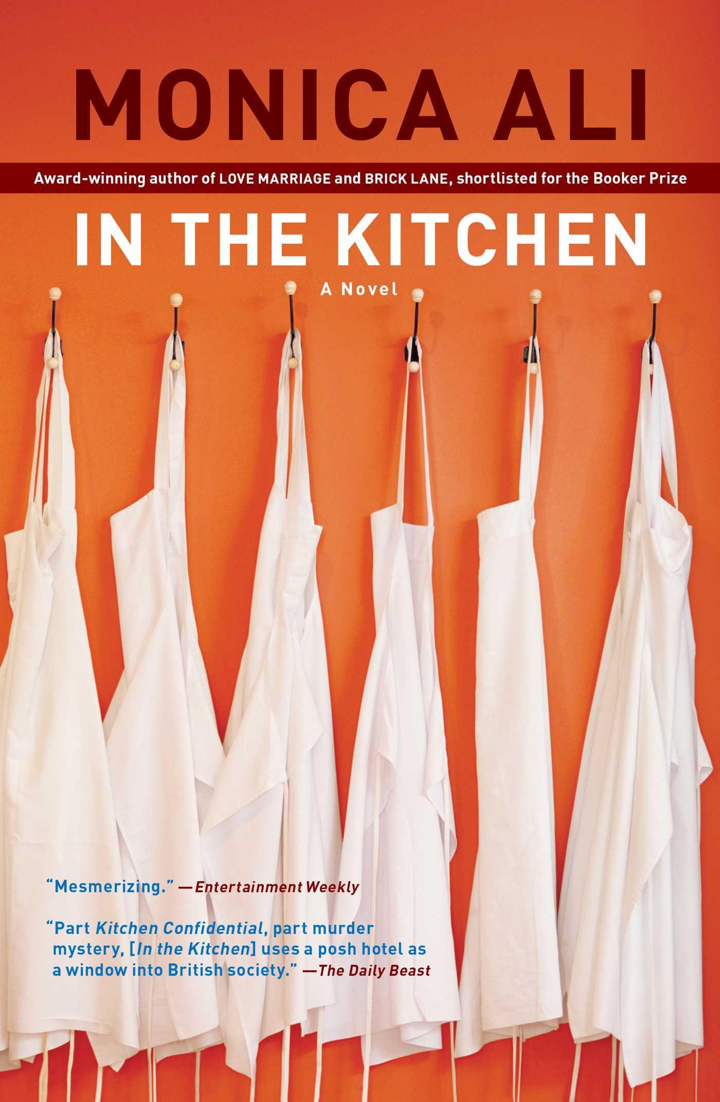 In the kitchen 9781416579007 hr