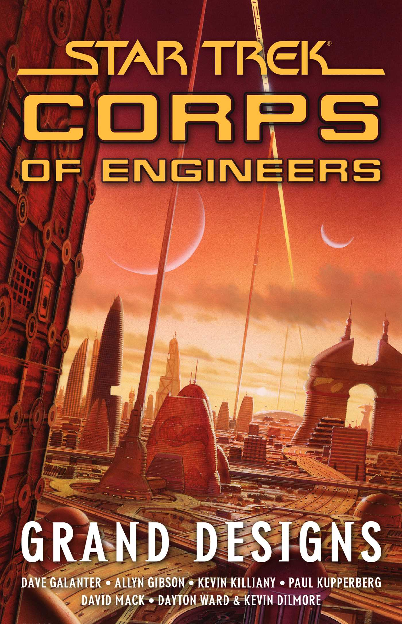 Star trek corps of engineers grand designs 9781416579168 hr