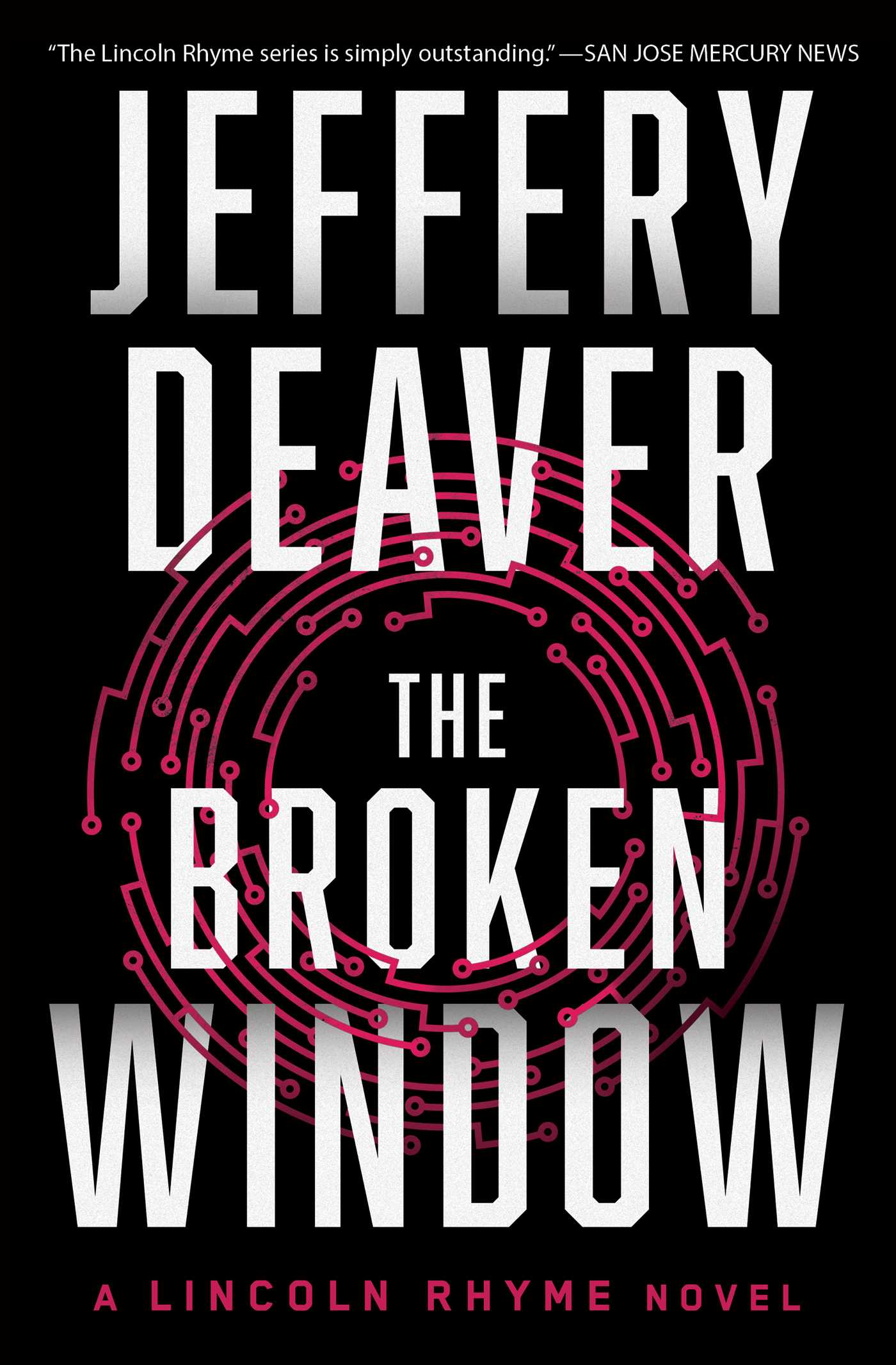The broken window 9781416579595 hr