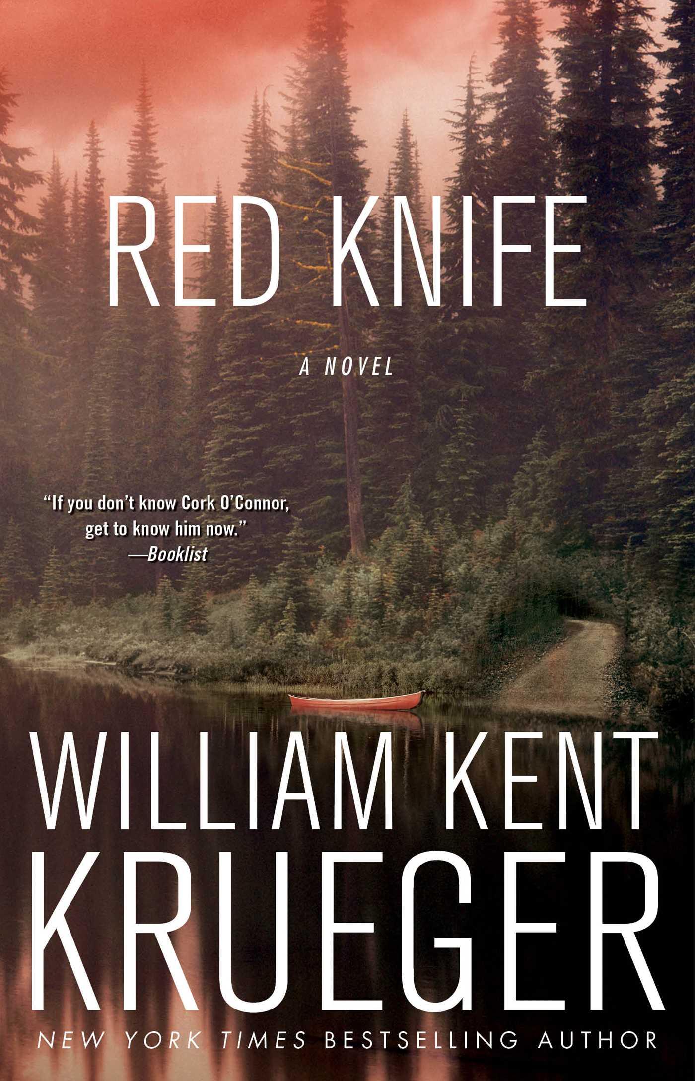 Red knife 9781416580218 hr