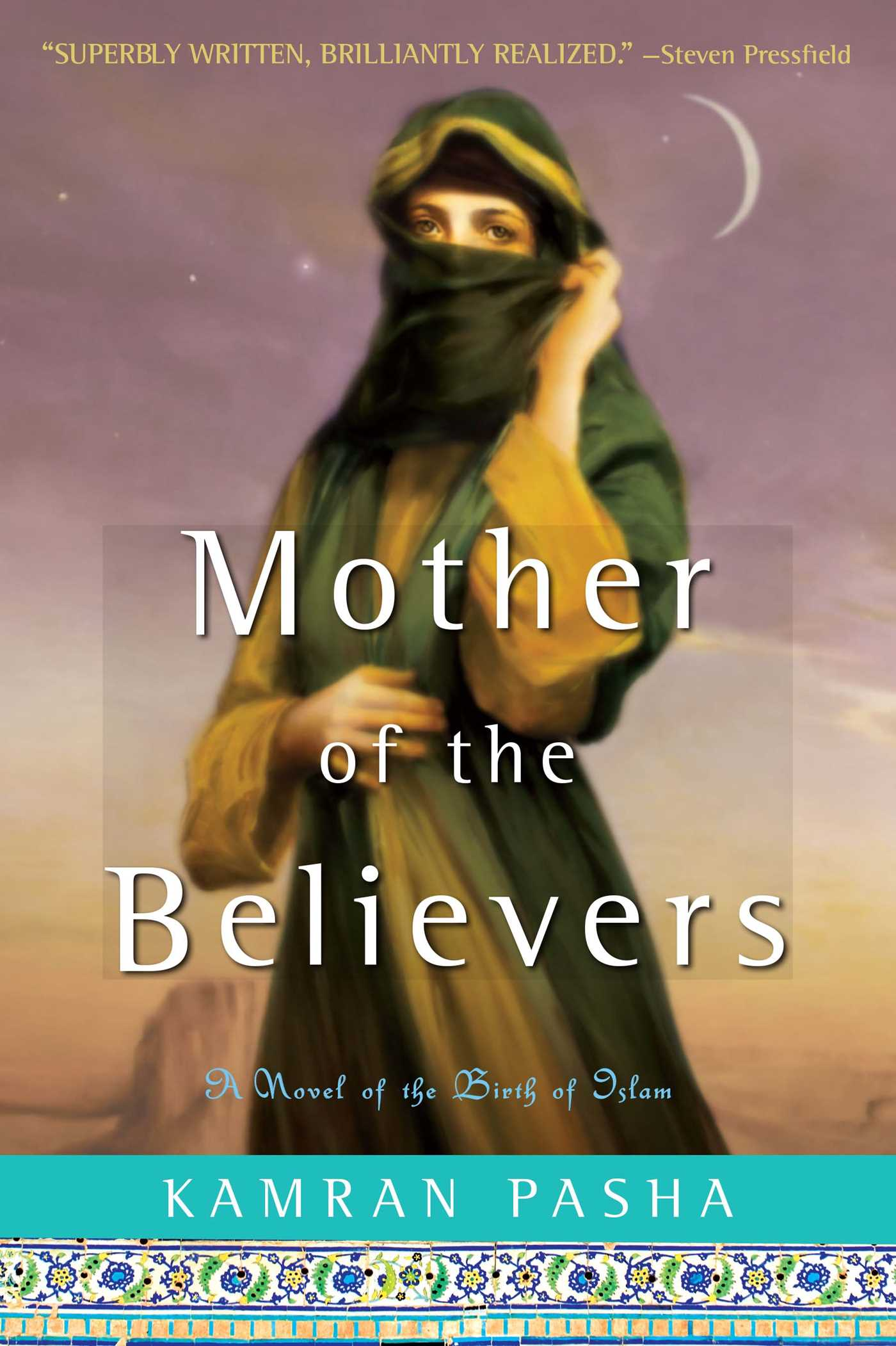 Book Cover Image (jpg): Mother of the Believers