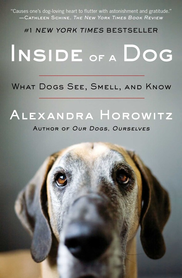 Inside of a Dog | Book by Alexandra Horowitz | Official Publisher