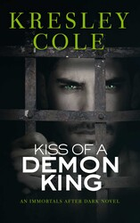 Kresley Cole book cover