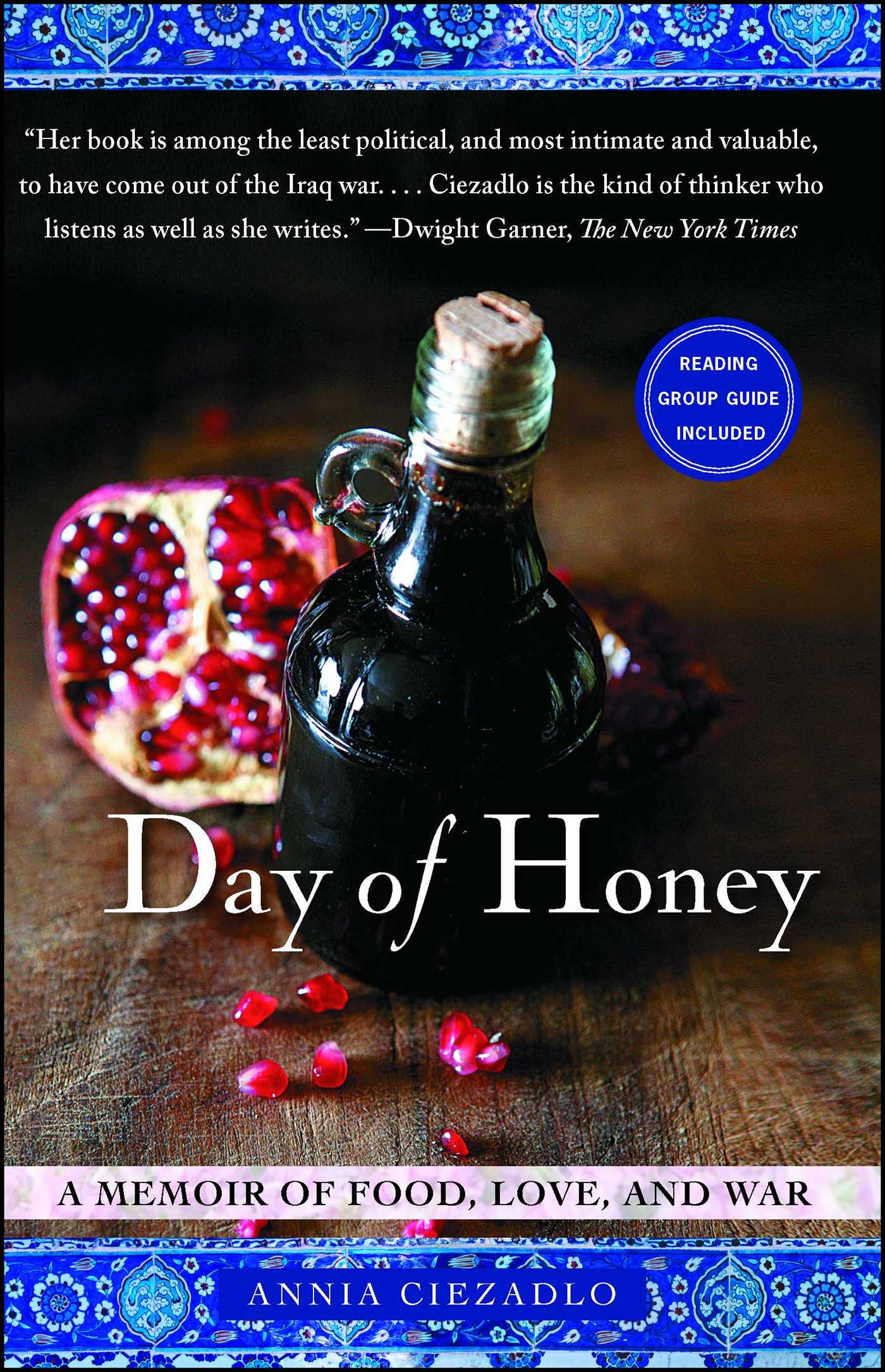 Day of honey 9781416583943 hr
