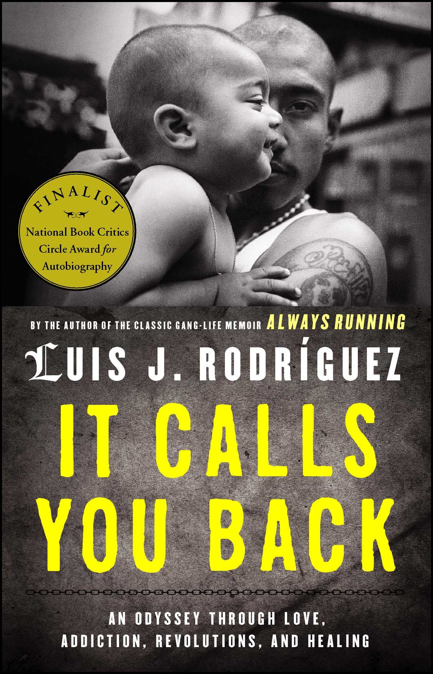 It Calls You Back | Book by Luis J. Rodriguez | Official