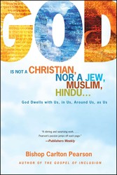 God is not a christian nor a jew muslim hindu 9781416584445