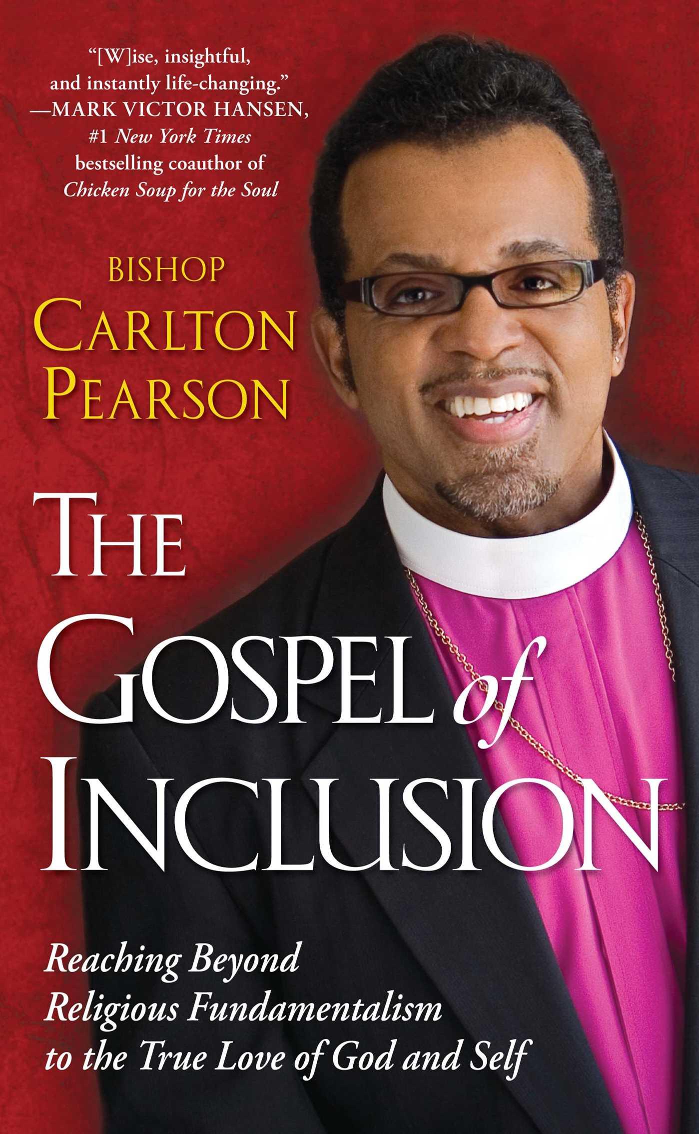 Gospel of inclusion 9781416585039 hr