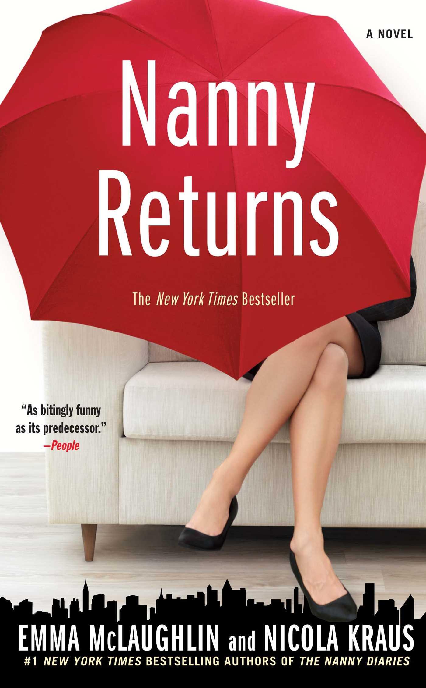 Nanny returns 9781416585688 hr