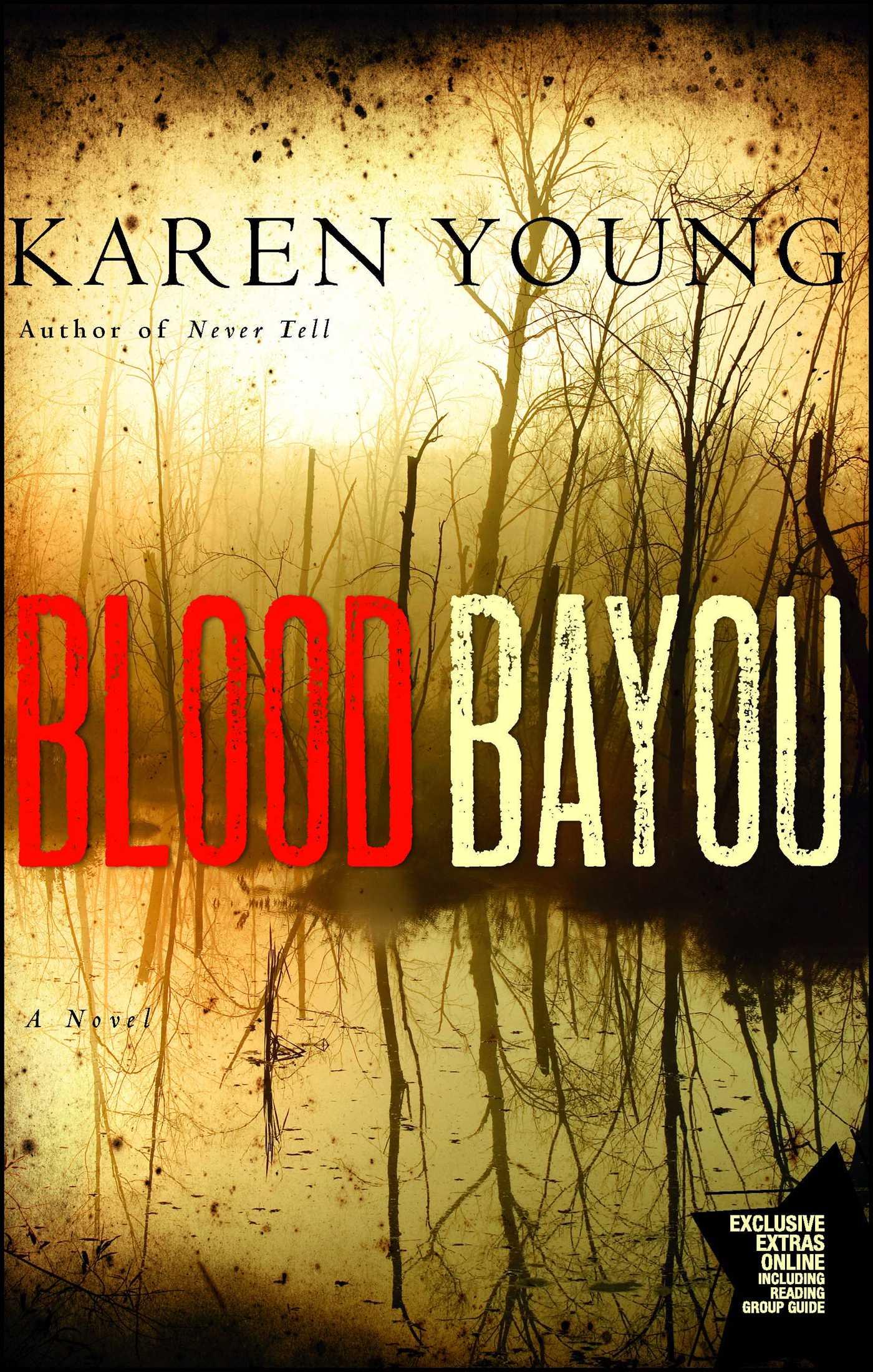 Blood bayou 9781416587507 hr