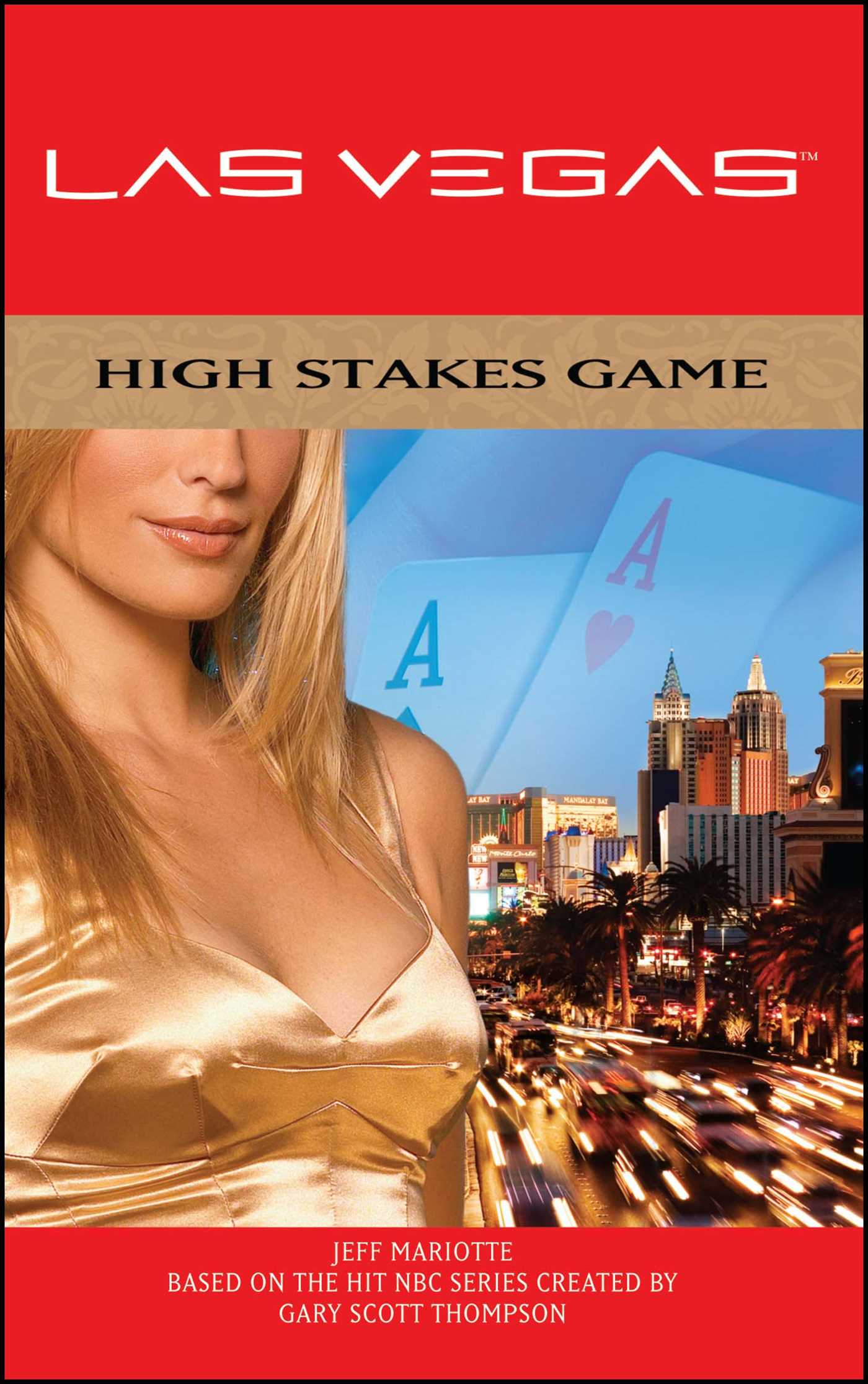 High stakes game 9781416588832 hr
