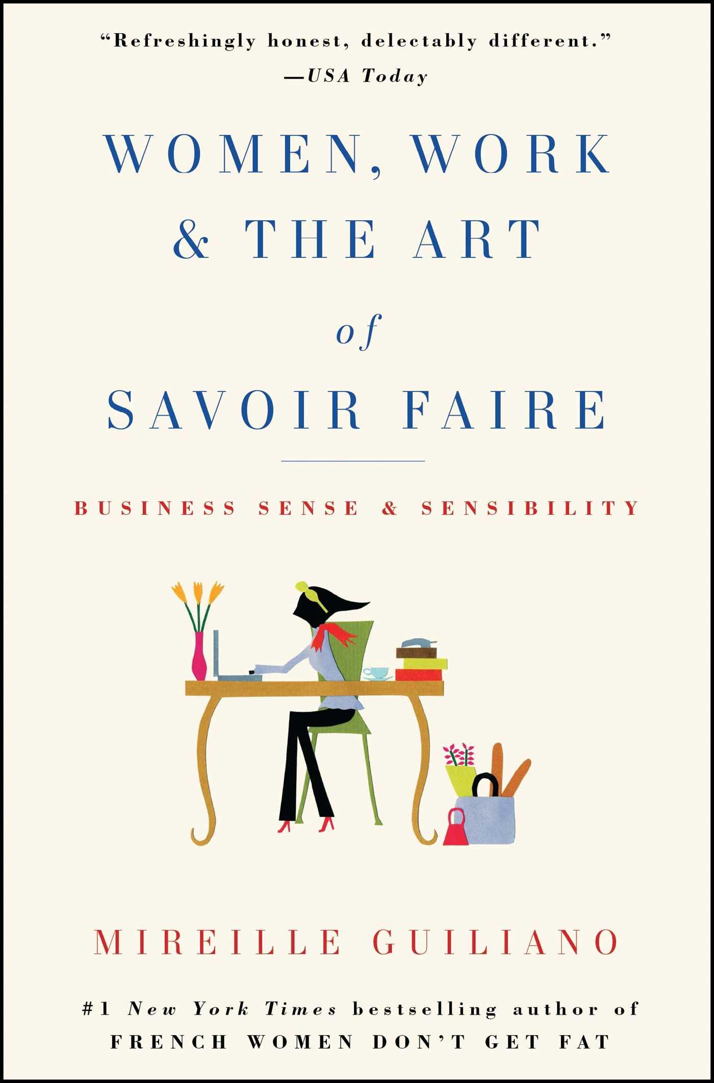Women work the art of savoir faire 9781416589204 hr
