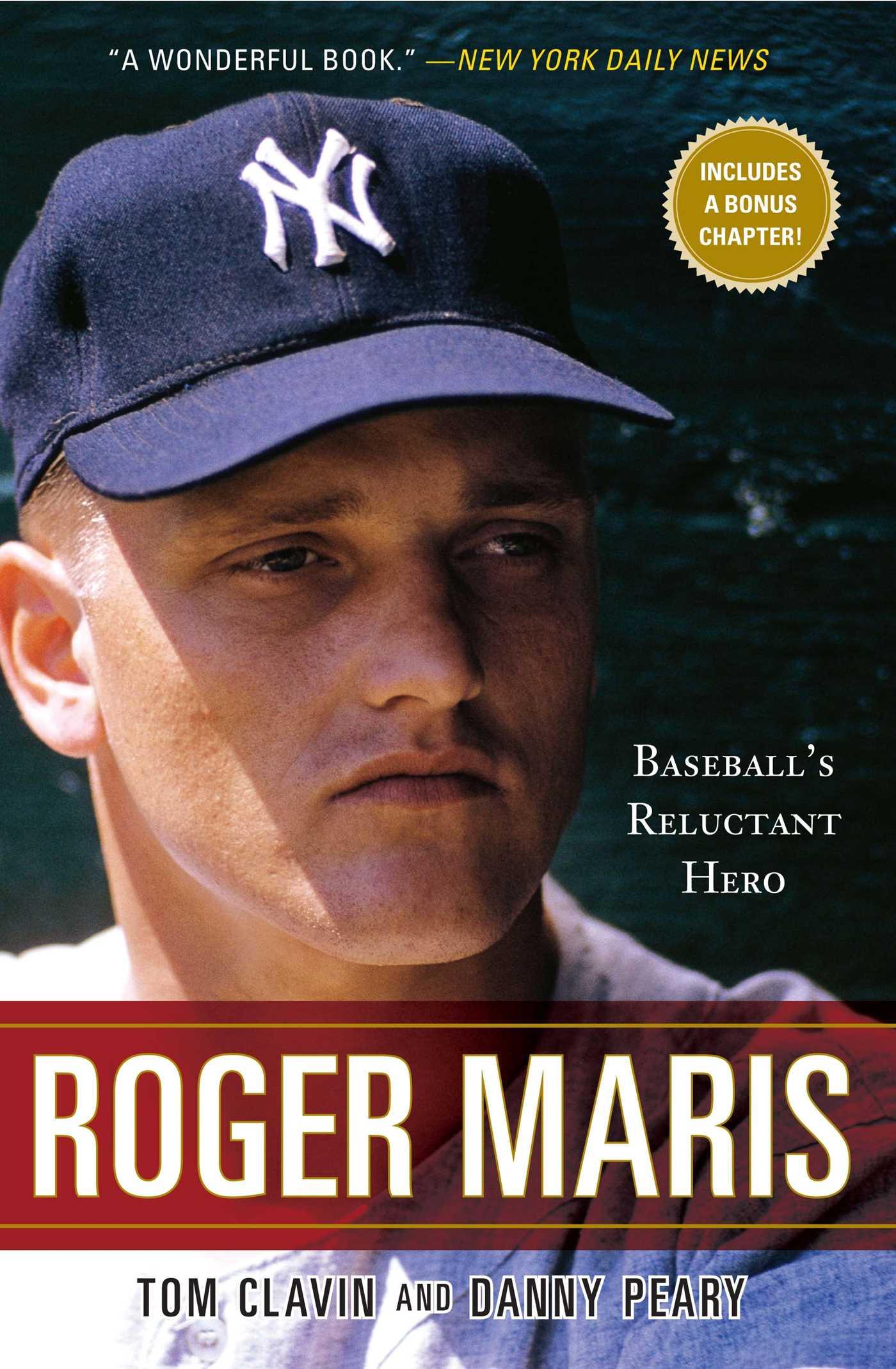 Roger maris 9781416589297 hr