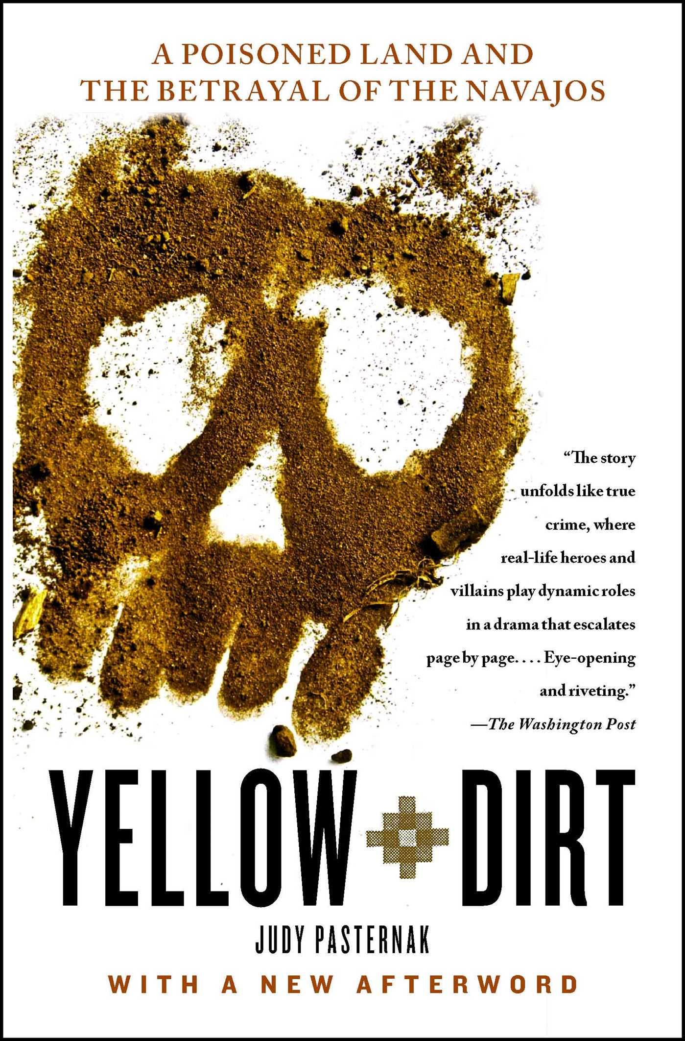 Yellow dirt 9781416594833 hr