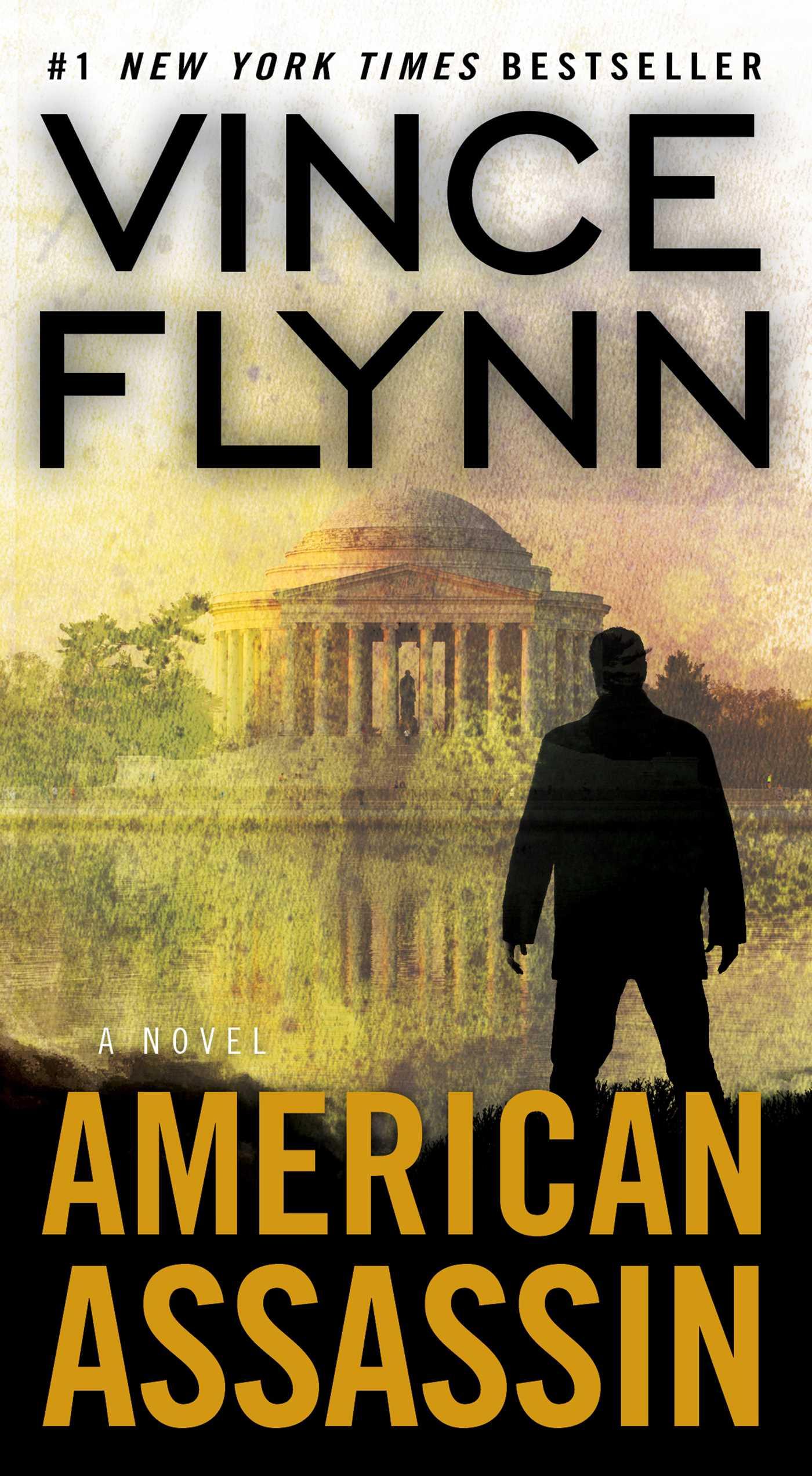 American assassin 9781416595199 hr