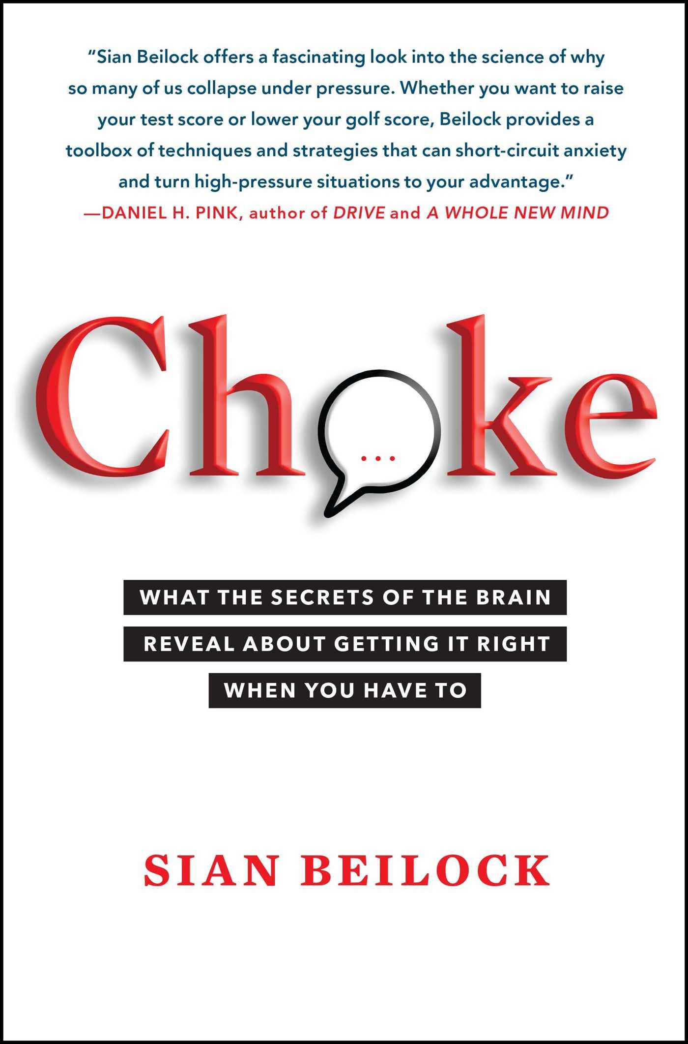 Choke 9781416596189 hr