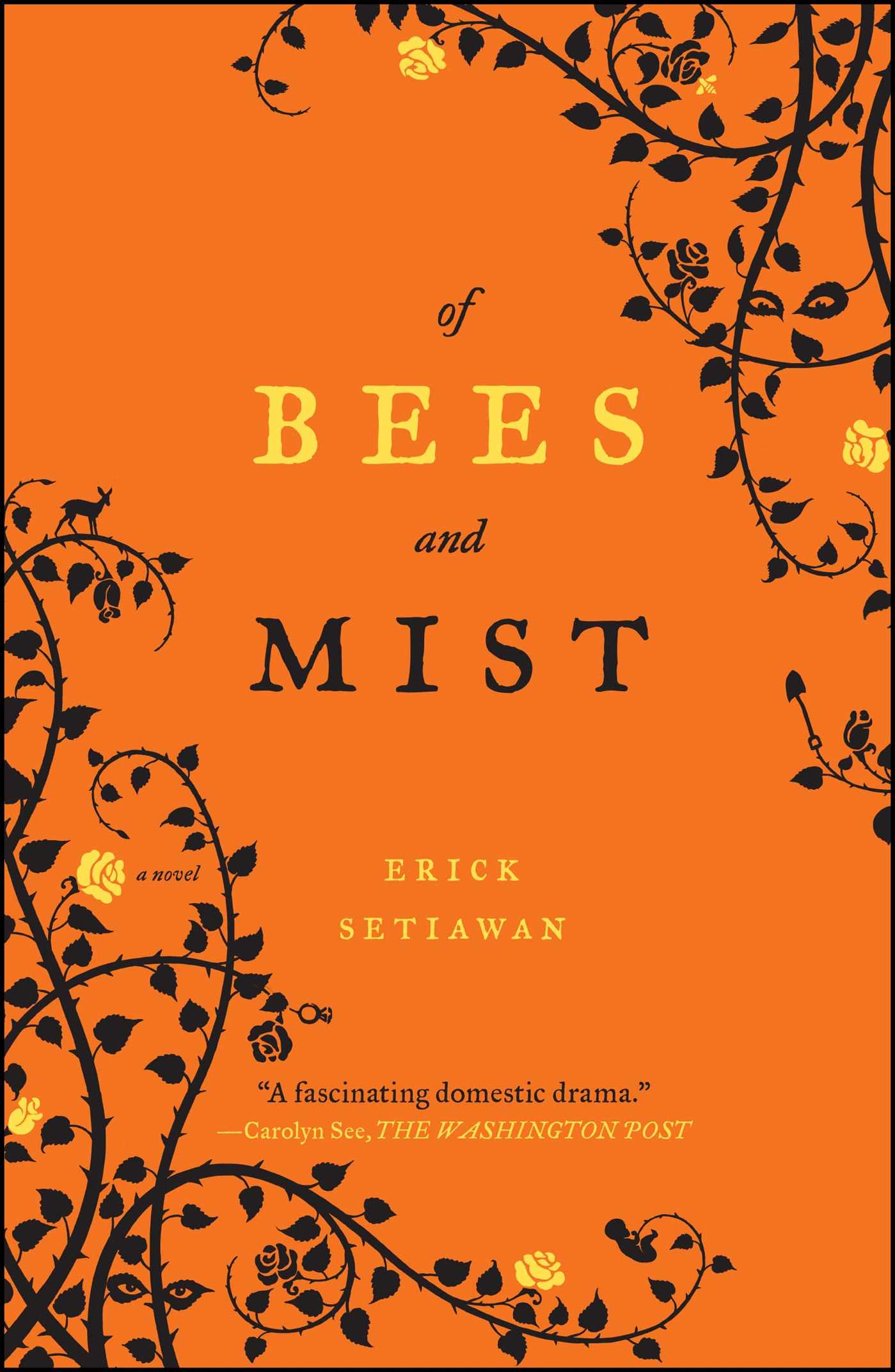 Of bees and mist 9781416596257 hr