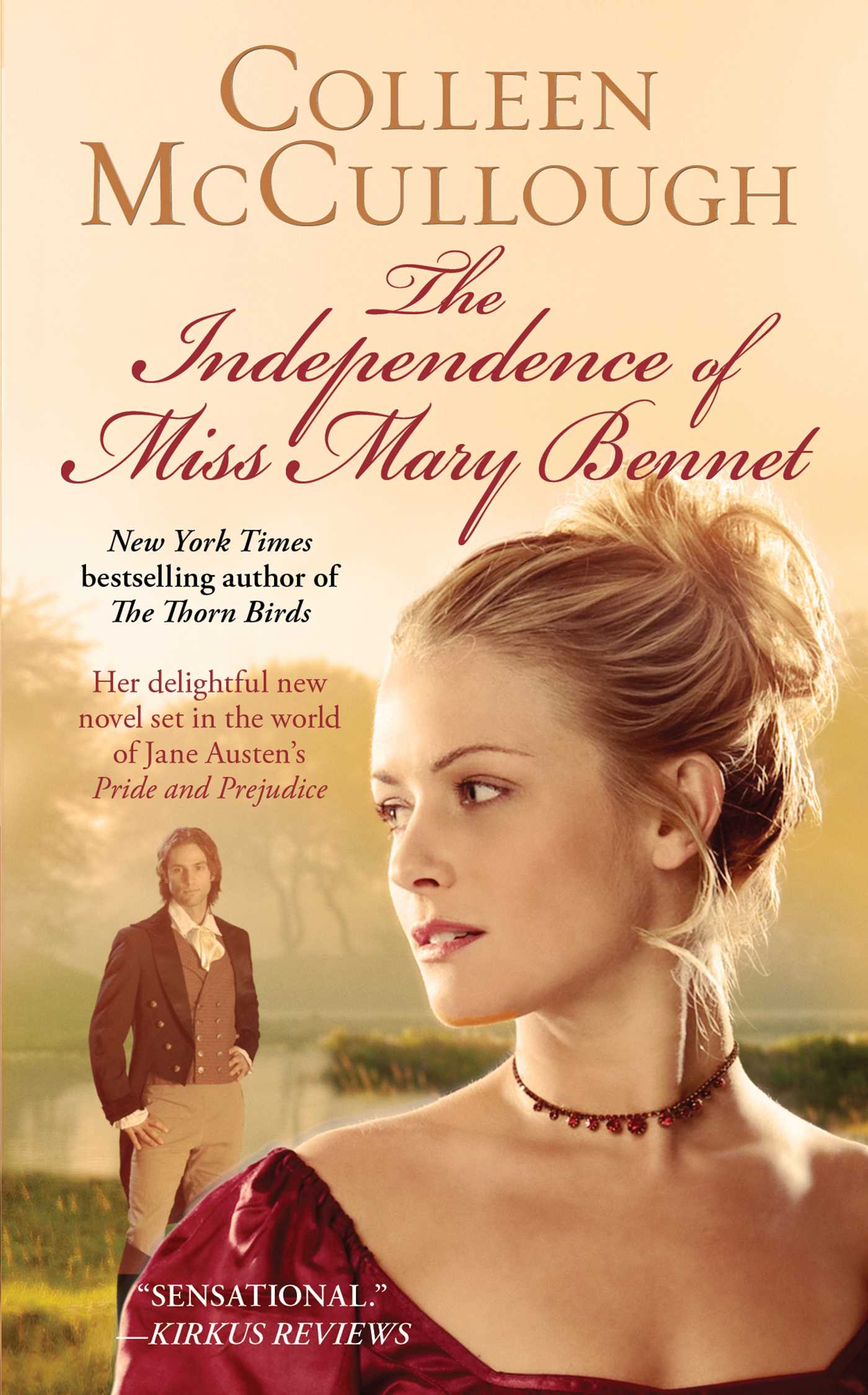 The independence of miss mary bennet 9781416596790 hr