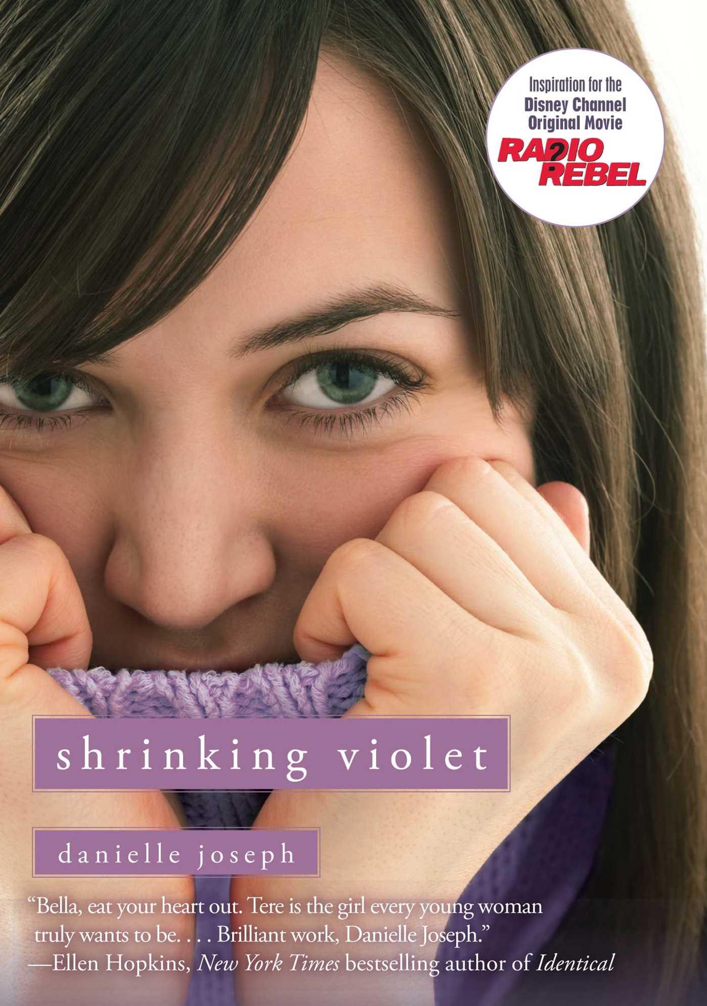 Shrinking violet book summary
