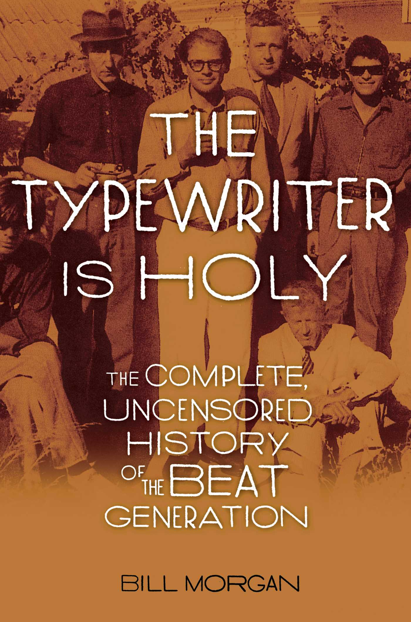 The typewriter is holy 9781416597209 hr