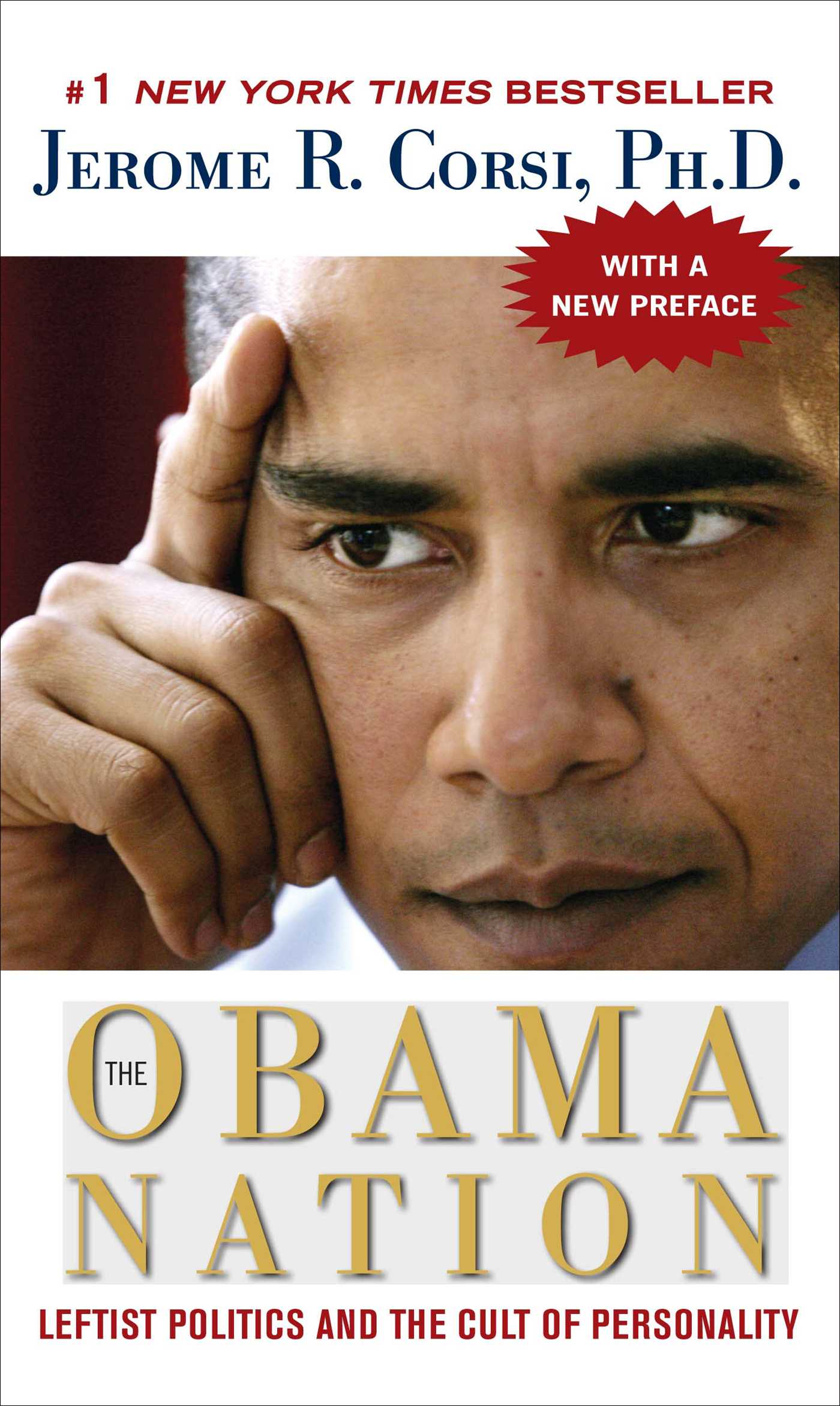 Obama nation 9781416598077 hr