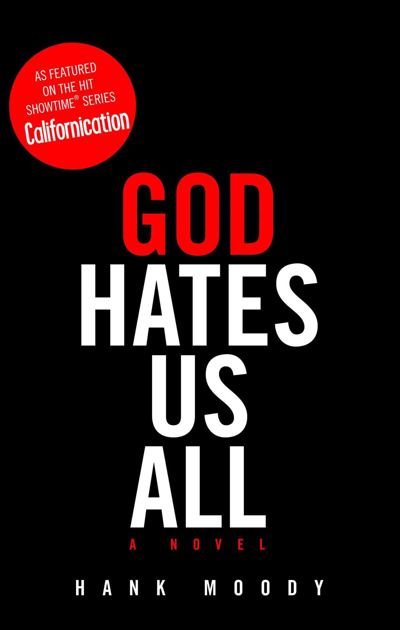 God hates us all 9781416598237 hr