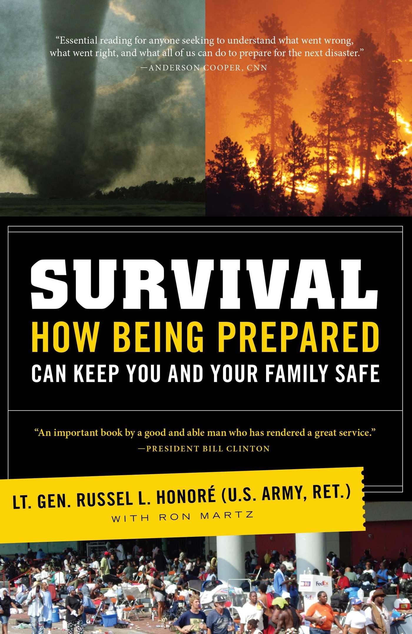Survival 9781416599012 hr