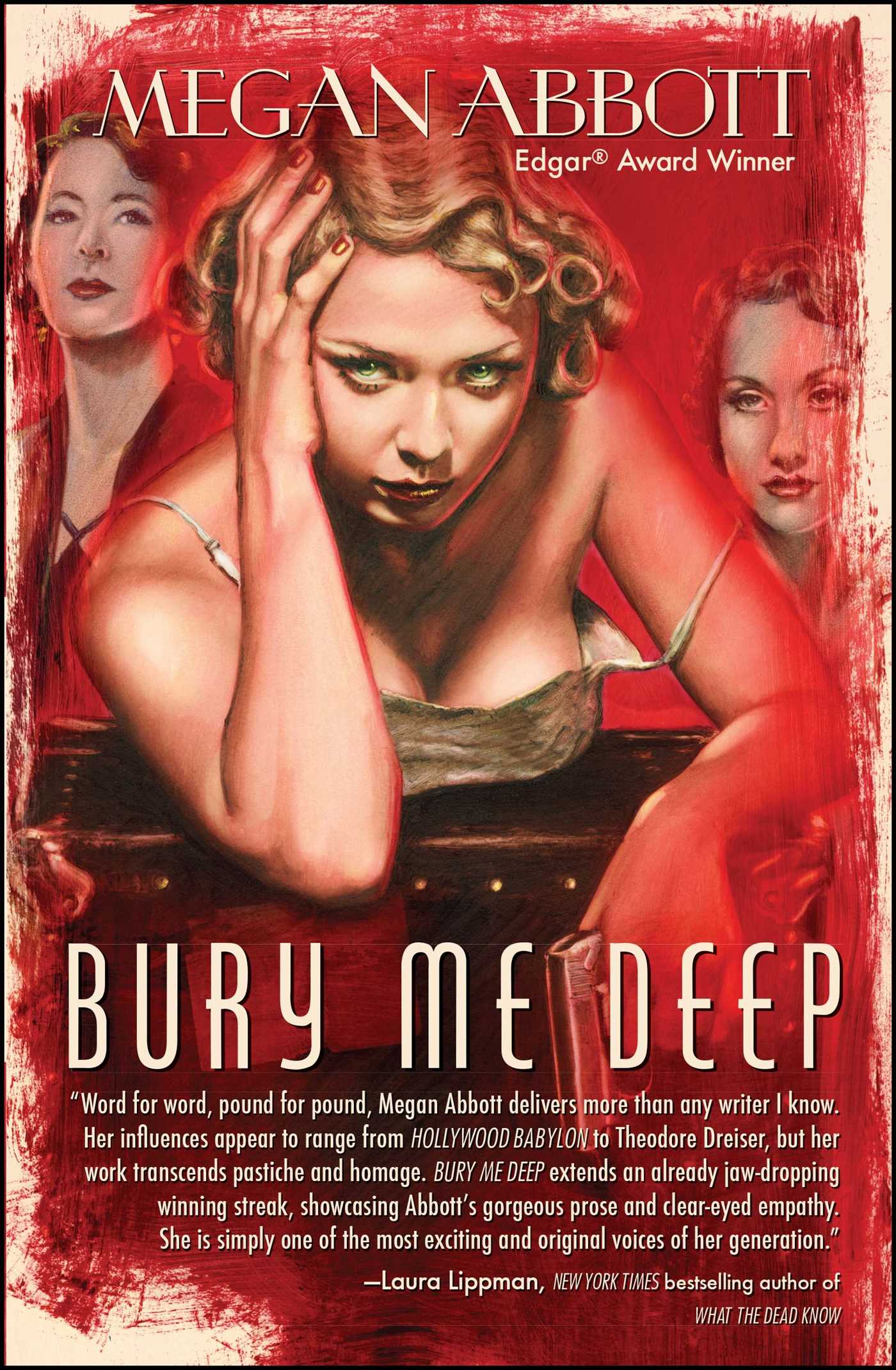 Bury me deep 9781416599098 hr