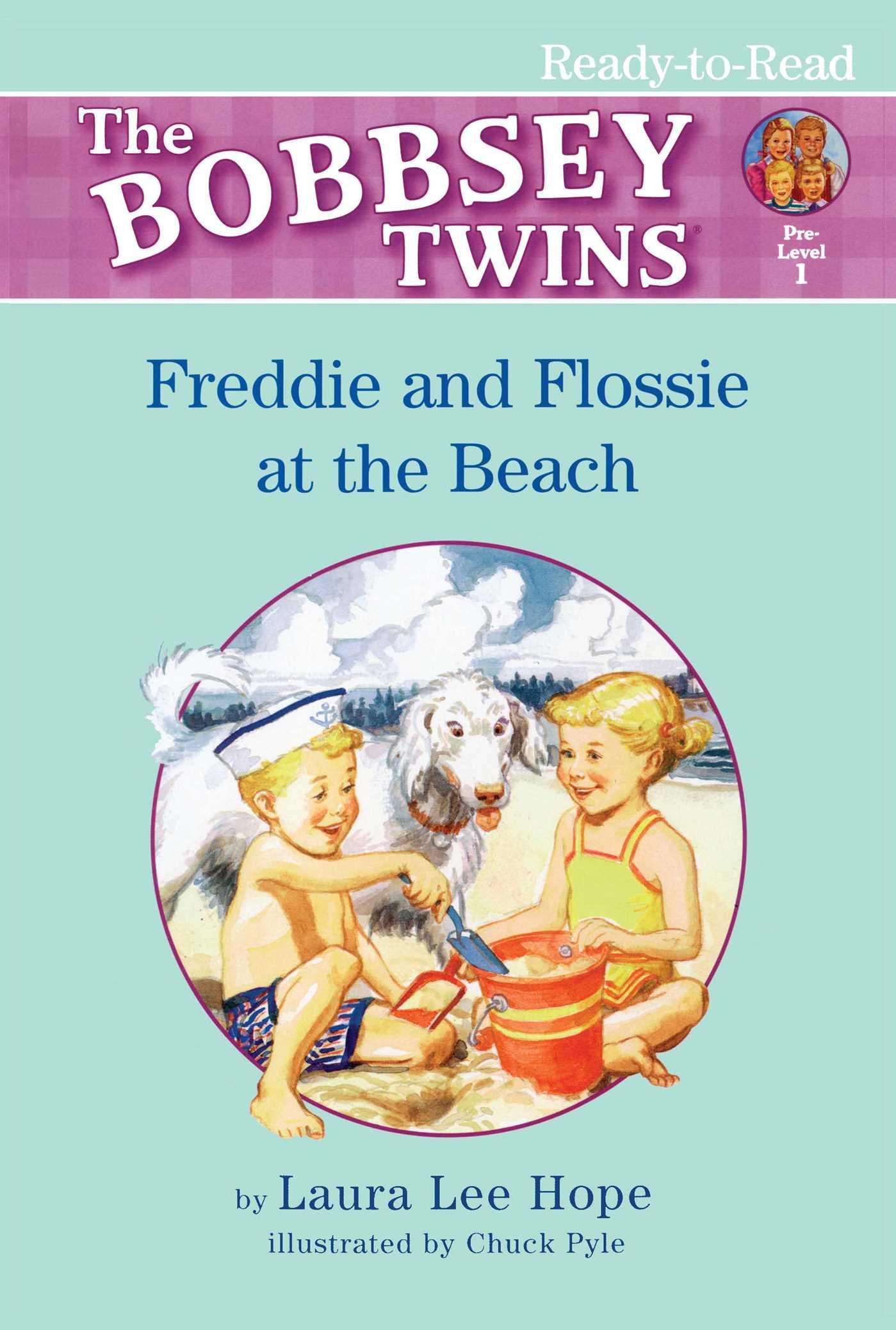 Freddie and flossie at the beach 9781416902683 hr