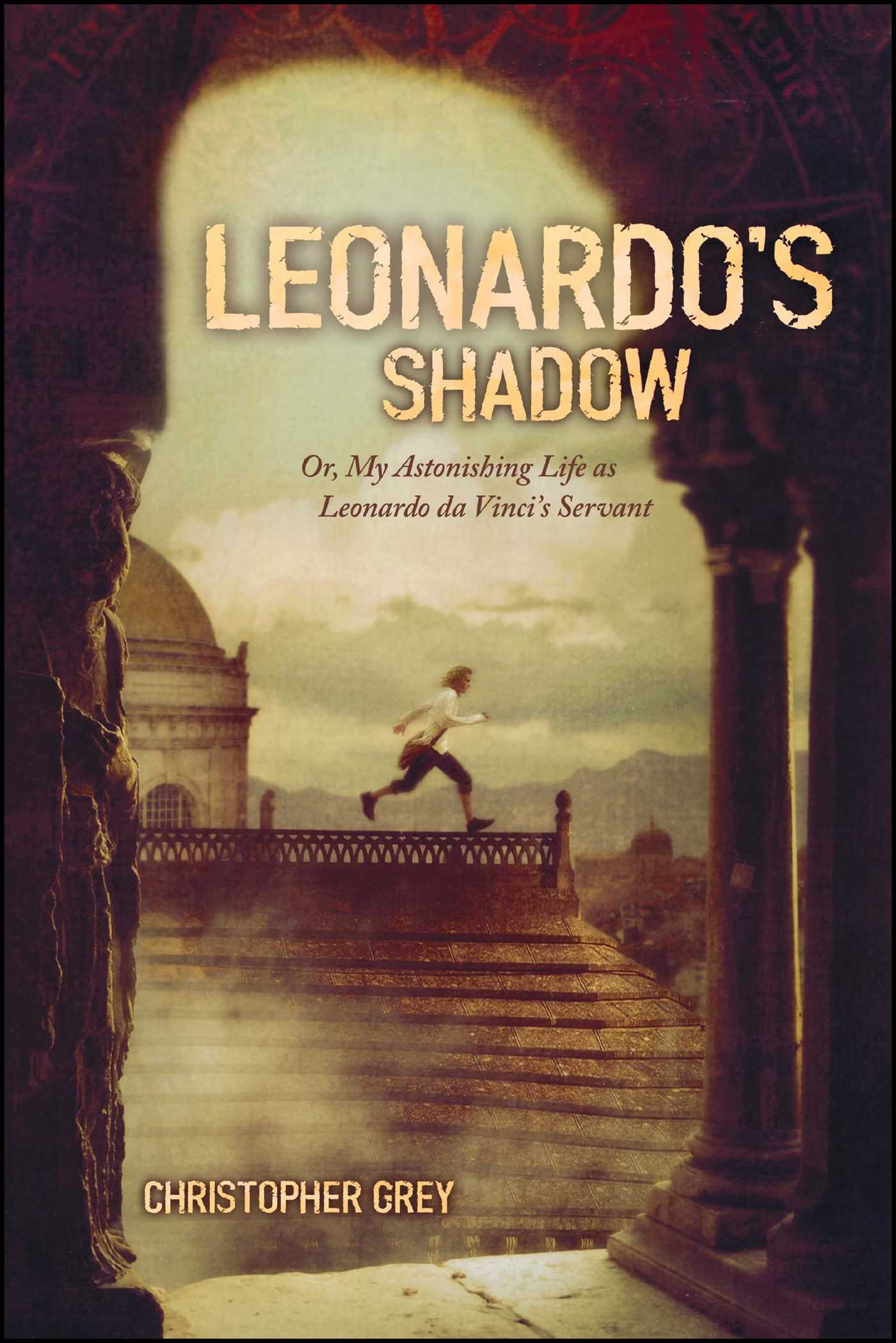 Leonardos shadow 9781416905448 hr