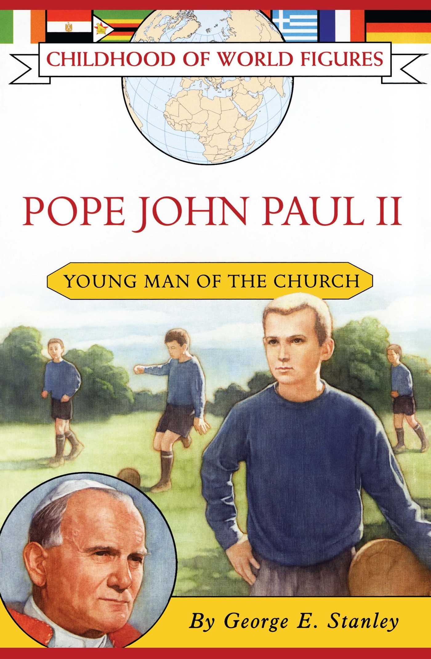 Pope john paul ii 9781416912828 hr