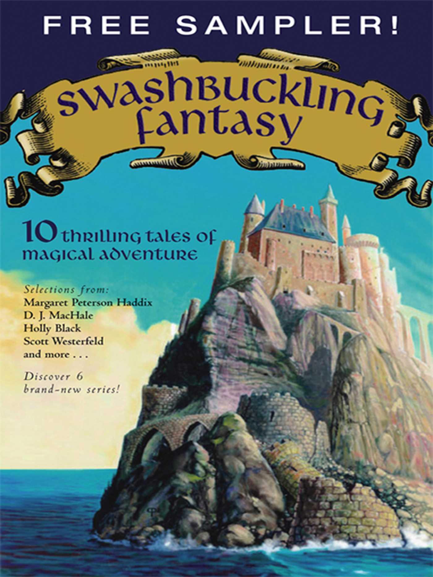 Swashbuckling fantasy 9781416933823 hr
