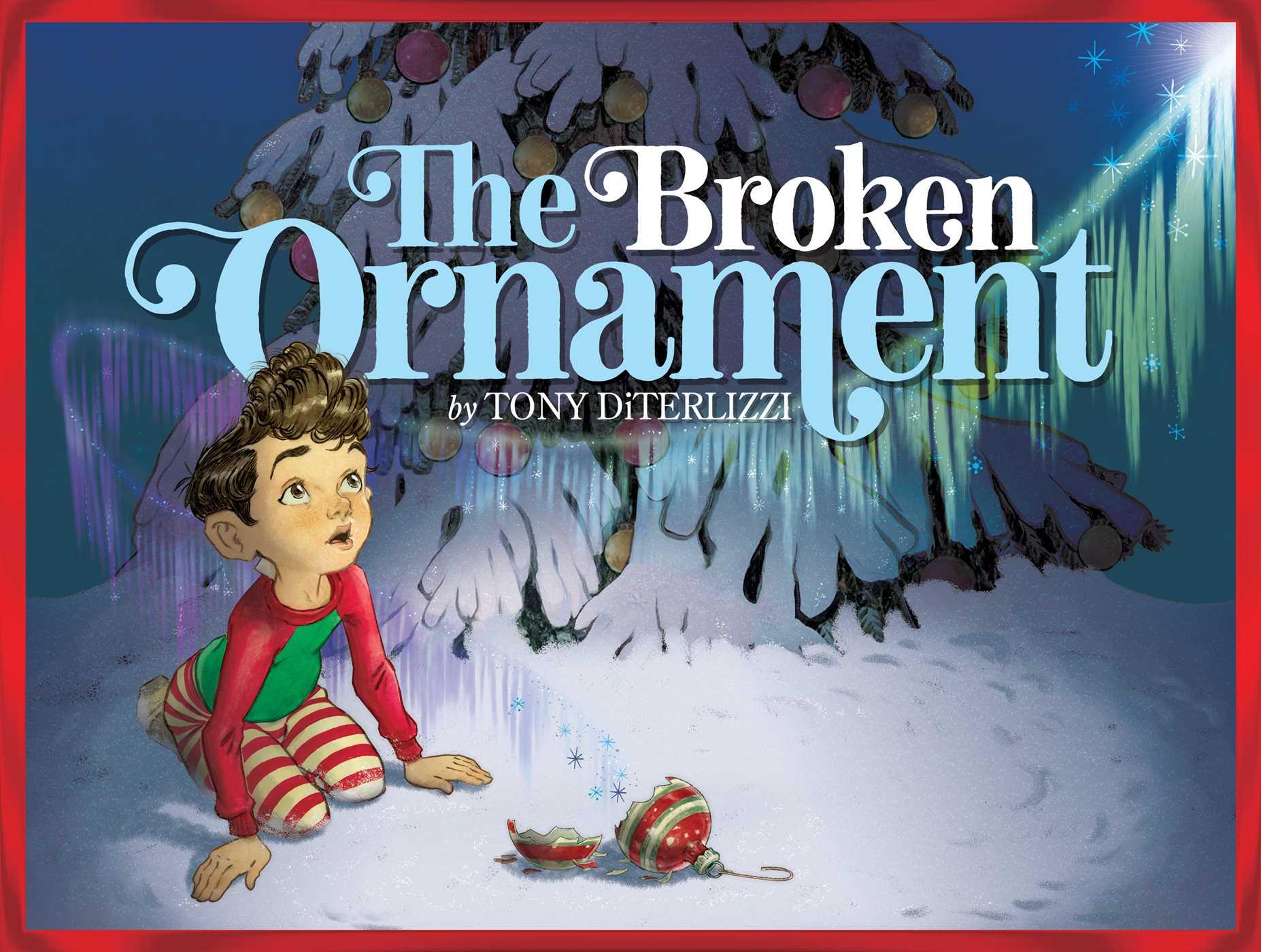 The broken ornament 9781416939764 hr