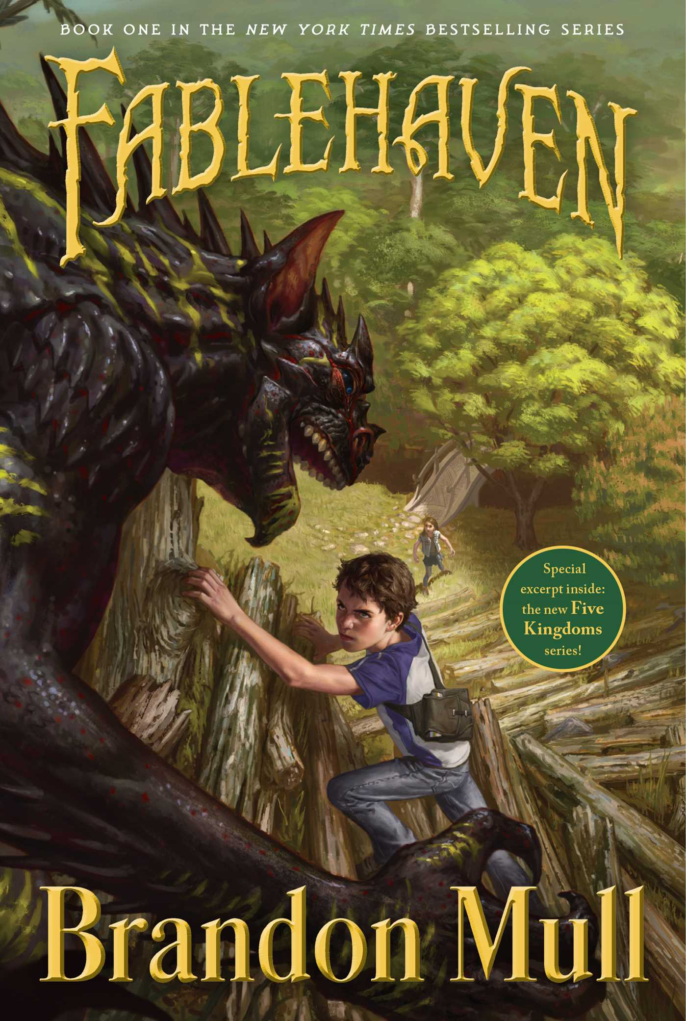 Image result for fablehaven book 1