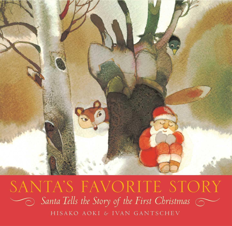 Santas favorite story 9781416950295 hr