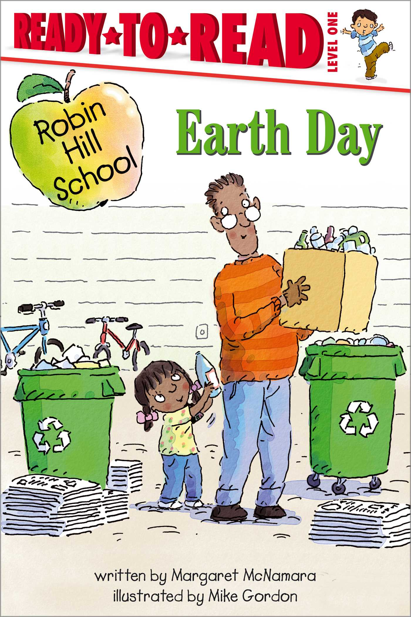 Earth day 9781416955351 hr