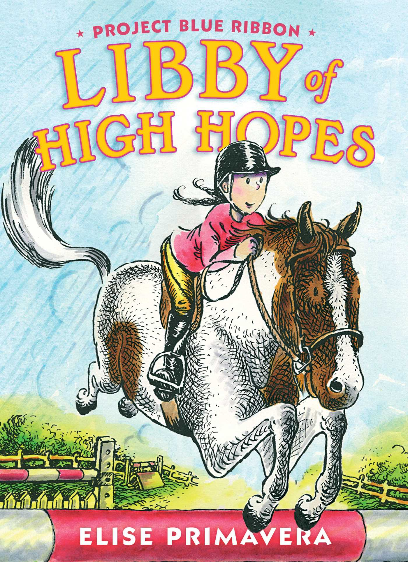 Libby of high hopes project blue ribbon 9781416955450 hr